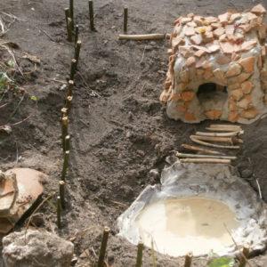 Bauten für ein kleines Volk, Projektwoche